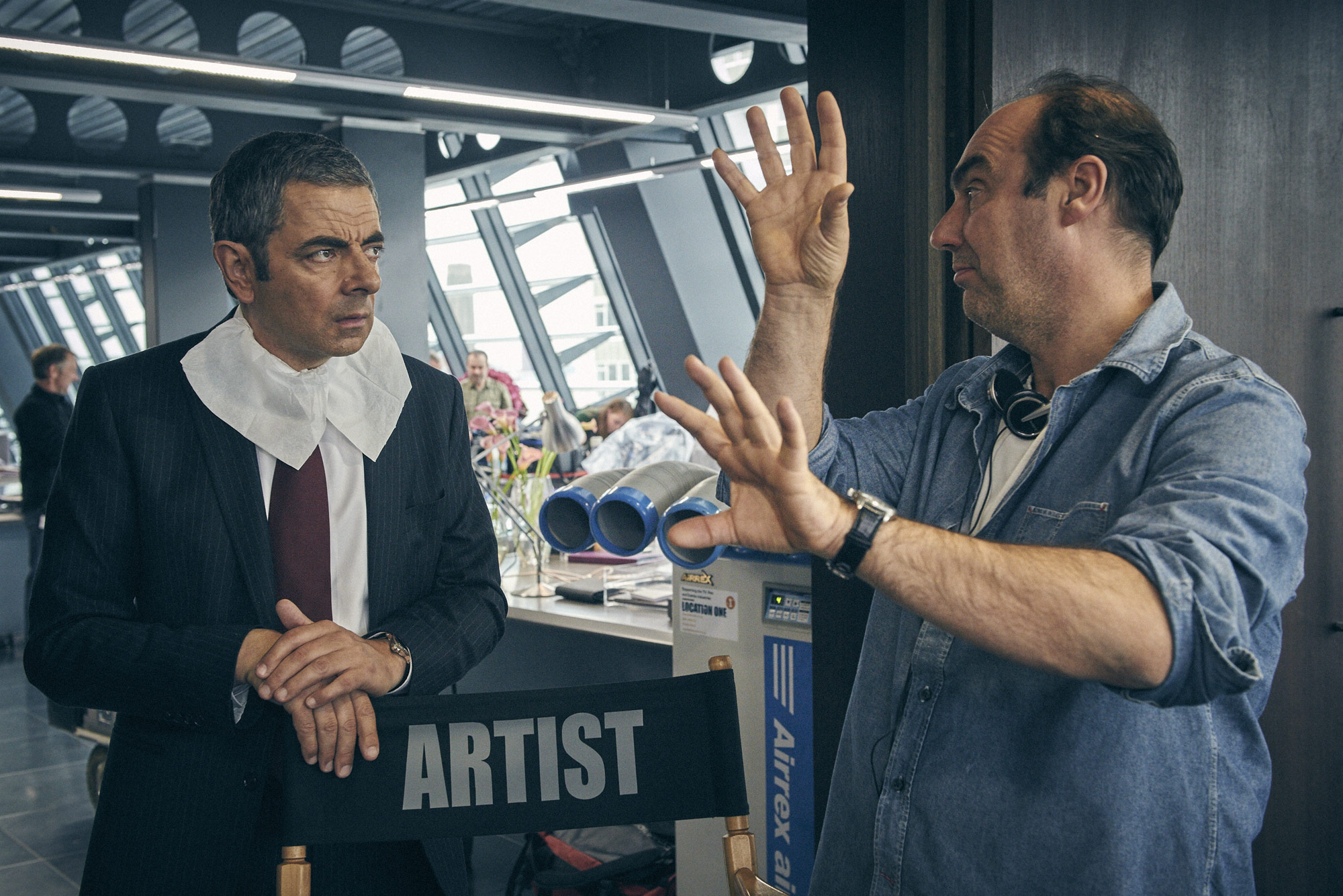 Rowan Atkinson | Johnny English 2