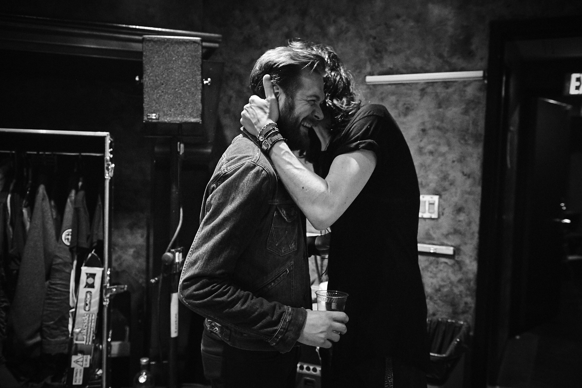 Tom Meighan and Sergio Pizzorno | Kasabian
