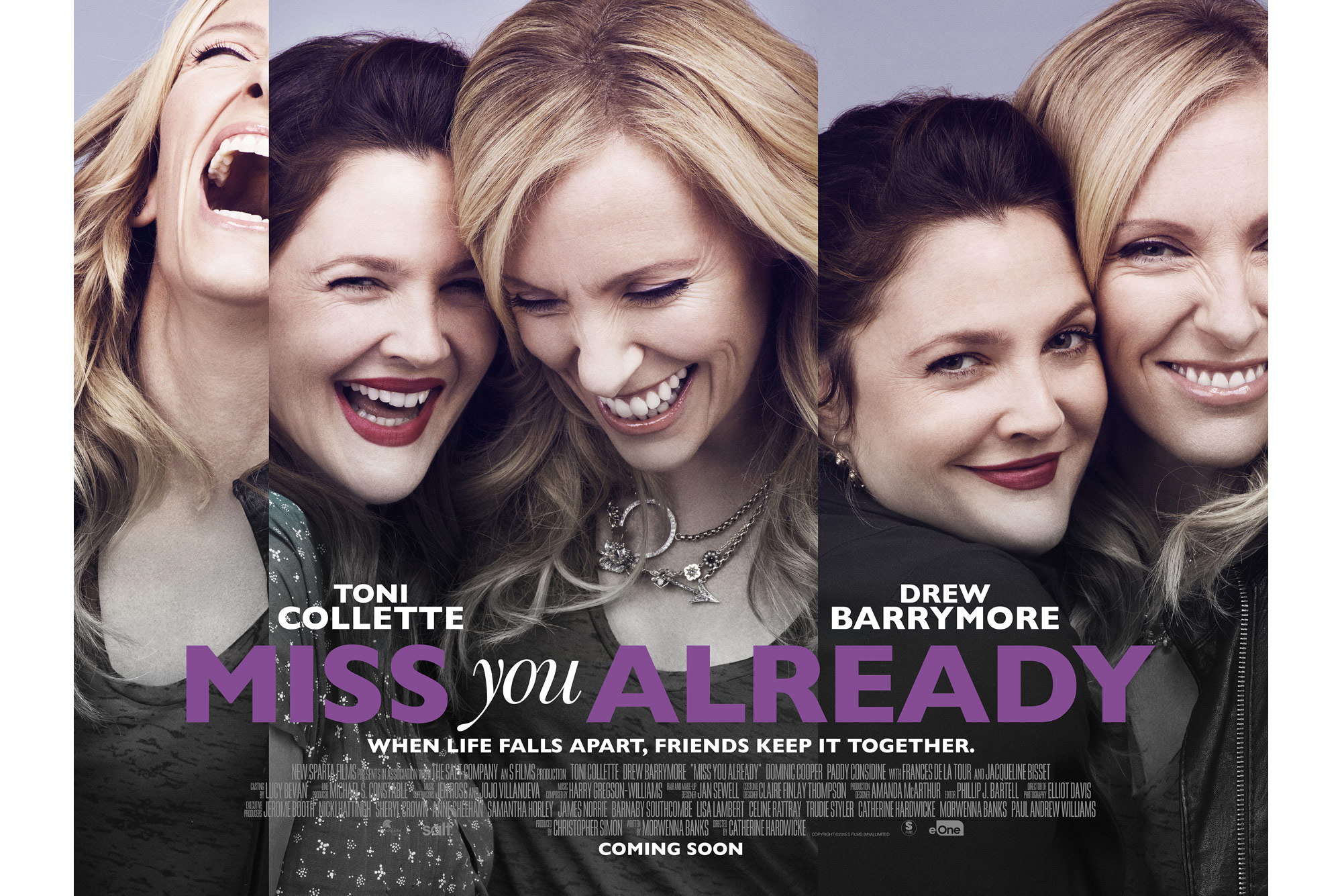Drew Barrymore & Toni Collette | Miss You Already