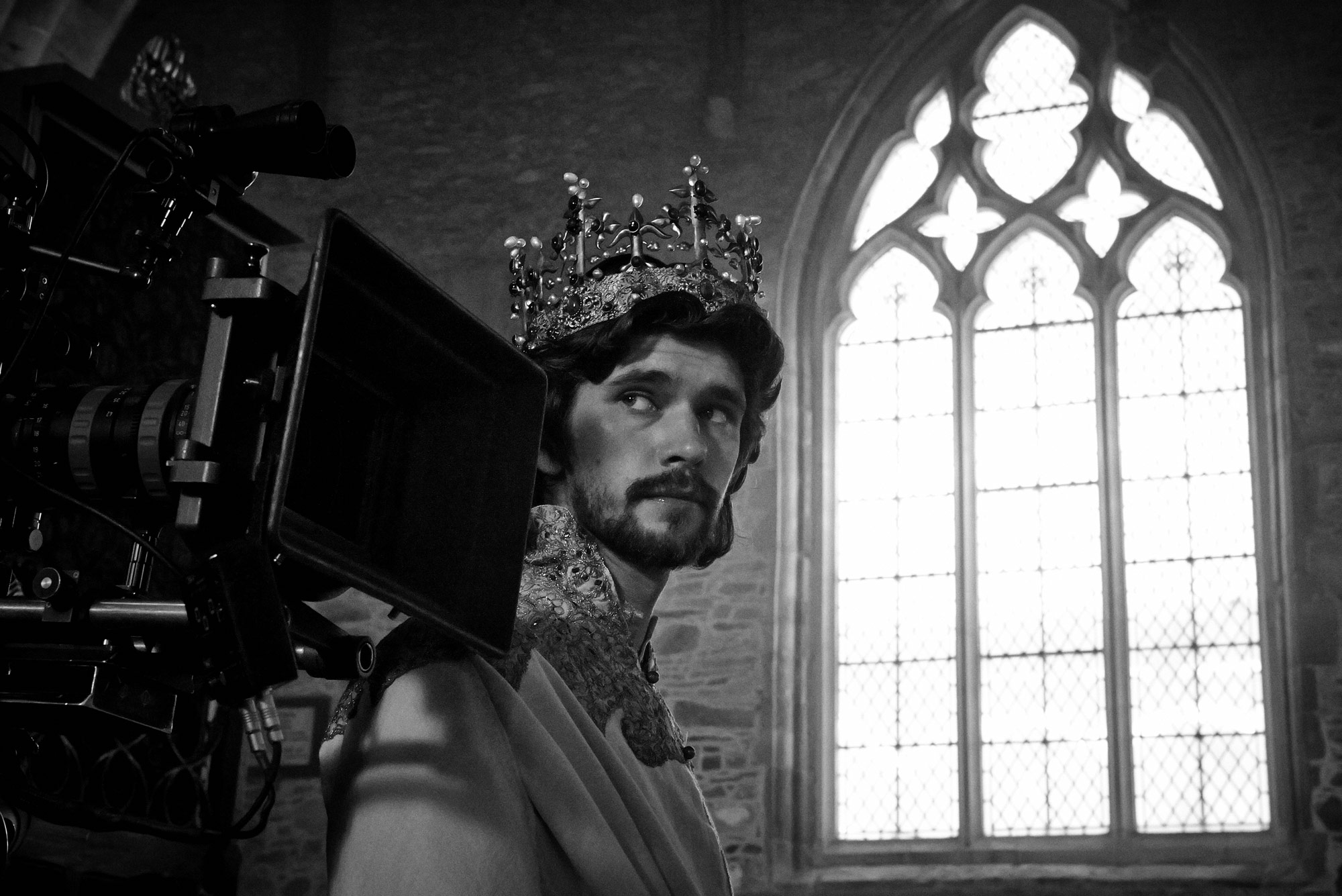 Ben Whishaw | The Hollow Crown