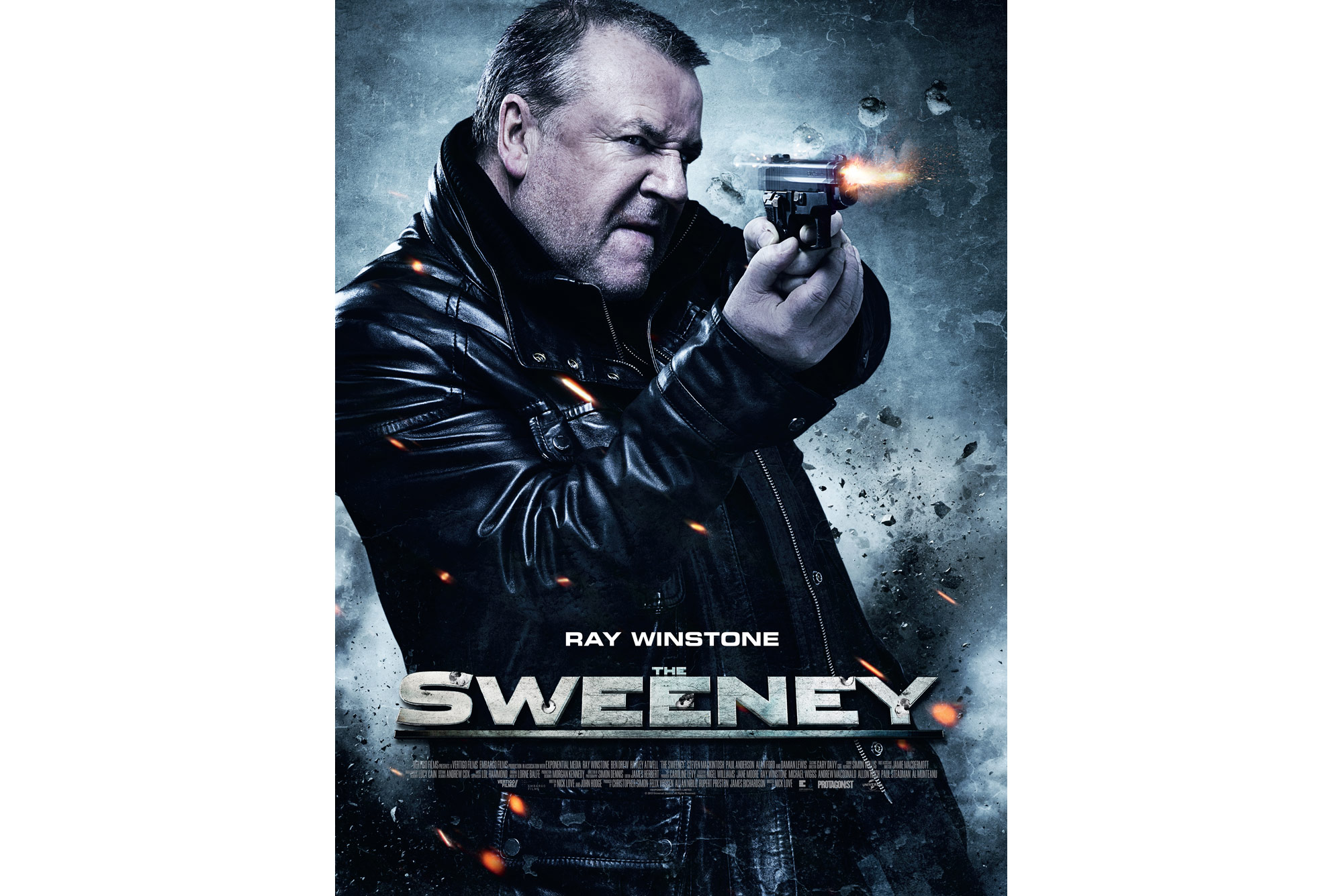 Ray Winstone | The Sweeney