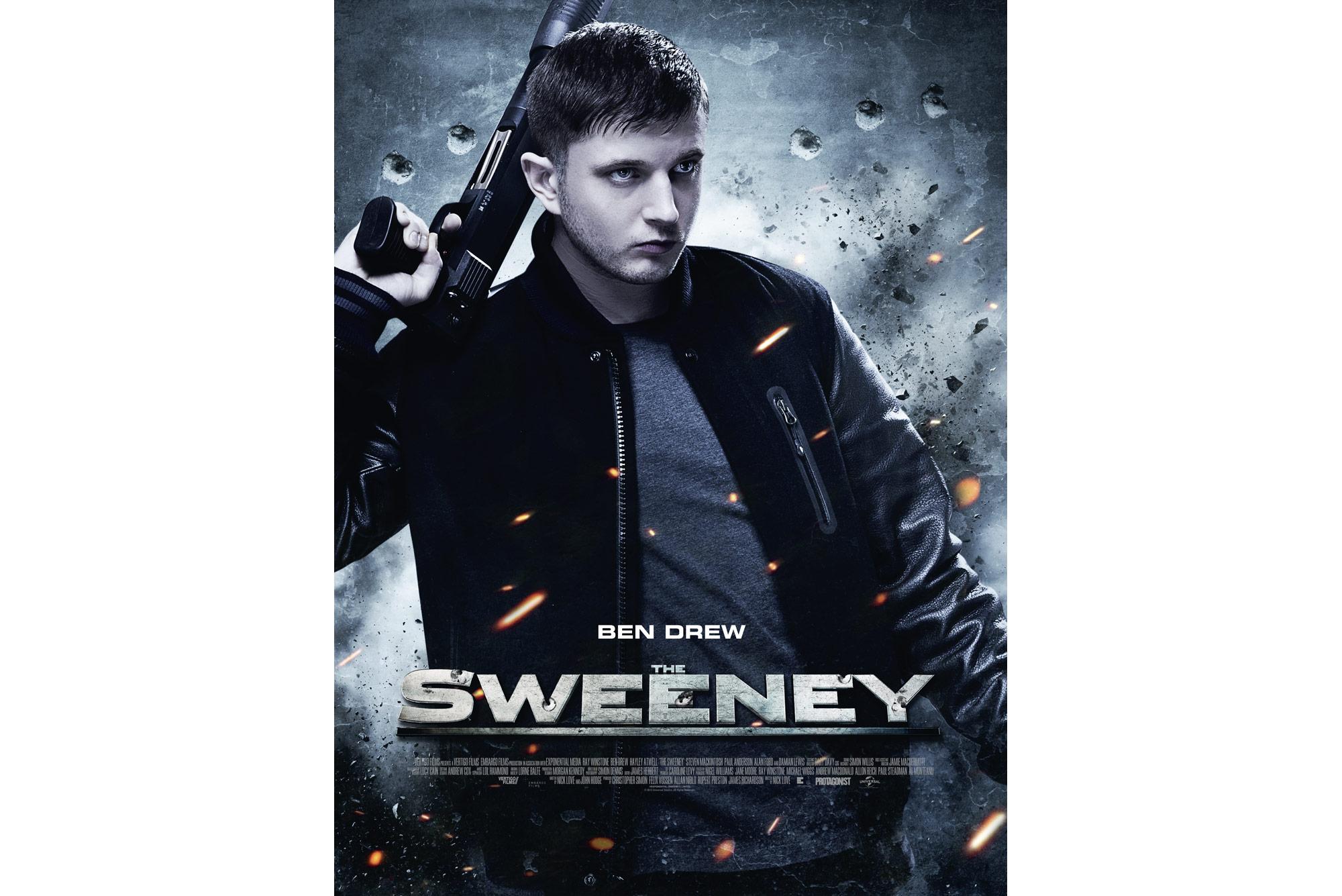 Ben Drew | The Sweeney