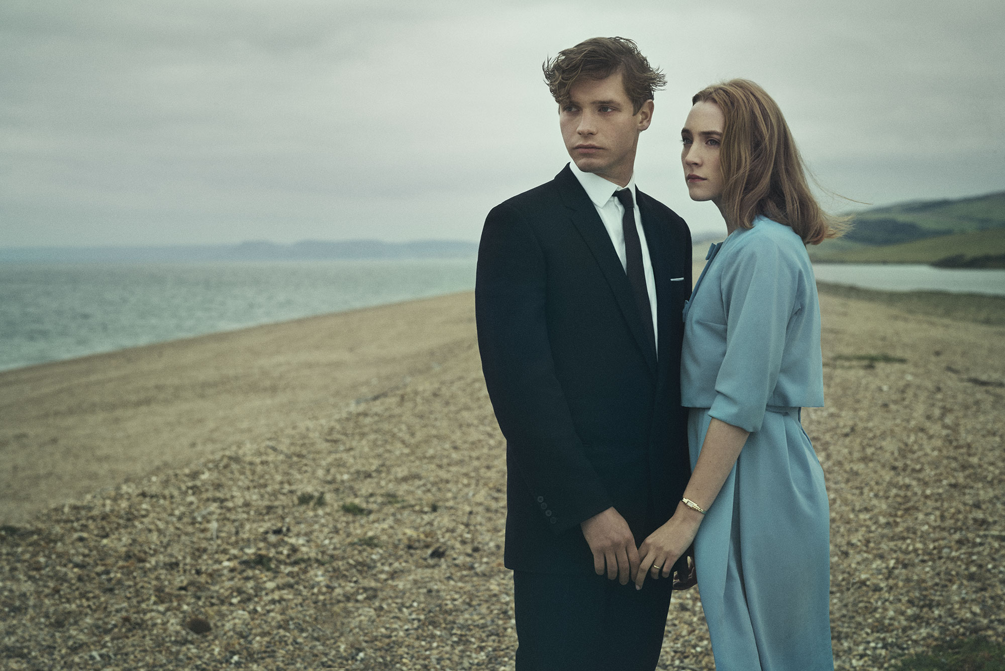 'On Chesil Beach' Saoirse Ronan & Billy Howle