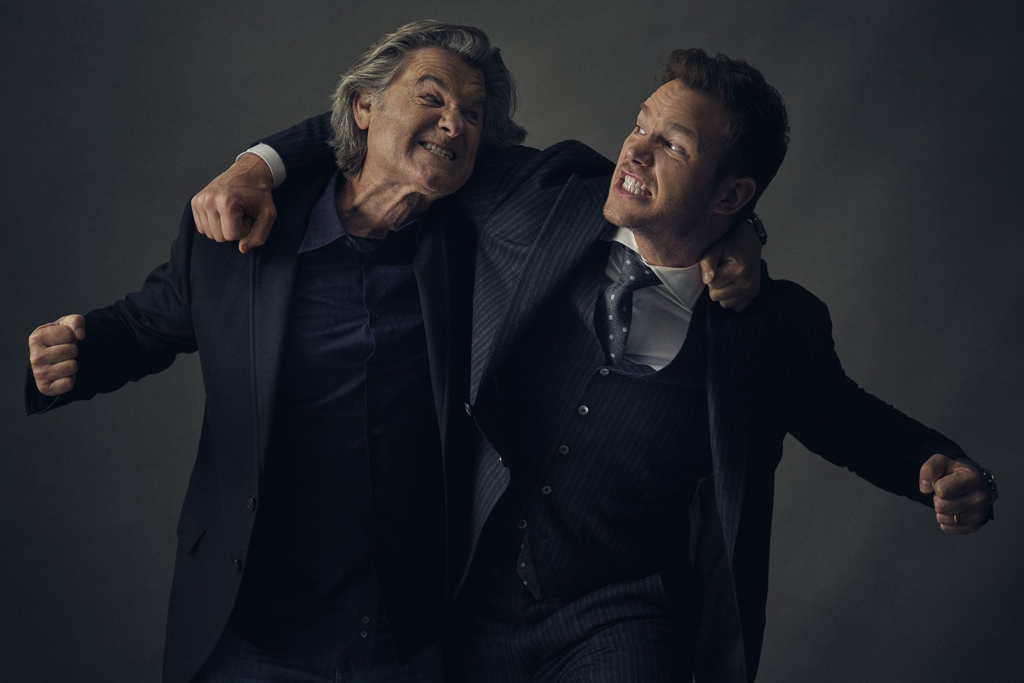 Kurt Russell & Chris Pratt